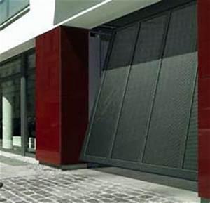 portail et grille de defense courbevoie neuilly With porte de garage sectionnelle jumelé avec porte tordjman metal