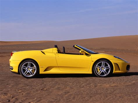 World Of Cars: Ferrari f430 spider wallpaper