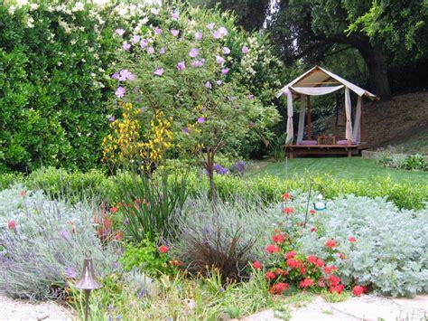 Elements Of A Meditation Garden