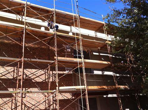 EIFS Building Construction