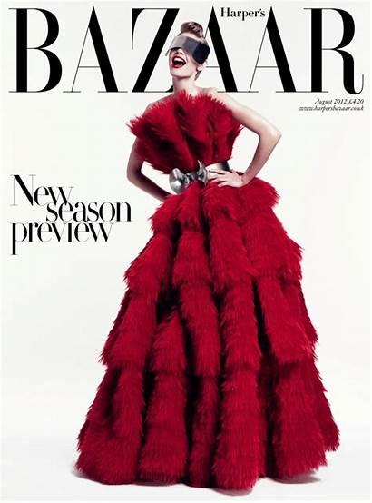 Bazaar Harper Mcqueen Alexander Paola Harpers Covers