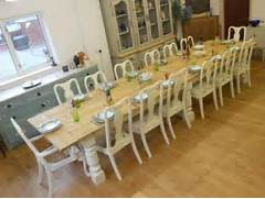 Farmhouse Dining Room Table Seats 12 by Pinterest The World S Catalog Of Ideas