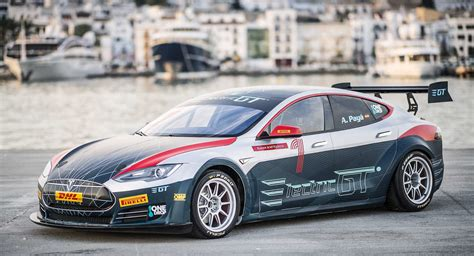 Tesla Racing Series tesla model s racing series obtains fia approval could