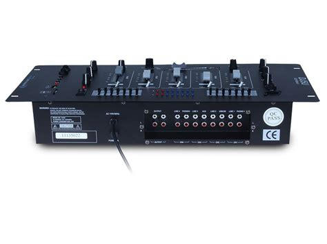 This Mixer Allows For Direct Play From Any Device