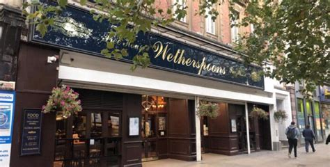 Wetherspoons sees nearly a fifth drop in sales since pubs ...