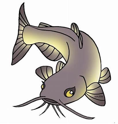 Catfish Clipart Channel Clip Transparent Webstockreview Martin