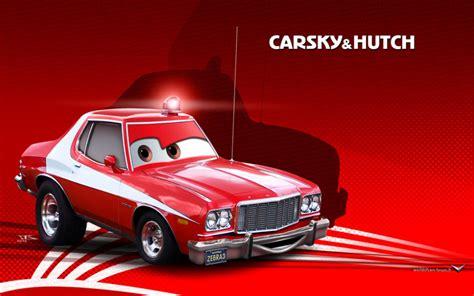 famous car designs pixar ized core