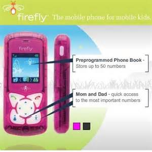 Firefly Kids Cell Phones Mobile