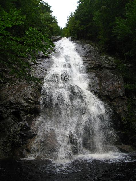 nancy cascades   White Mountain National Forest Licensing ...