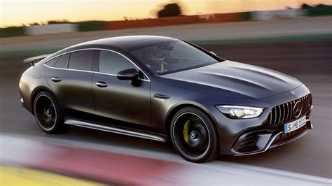Adding to that their collaboration with mclaren and amg, mercedes currently produce cars that rival sporty italians in terms of speed and flamboyance, albeit german car. 2018 Mercedes-AMG GT 63 S 4-door - Wallpapers and HD Images | Car Pixel