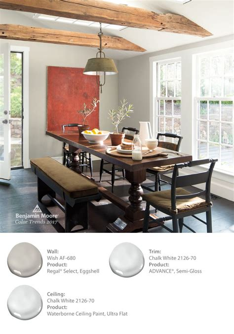 benjamin moore kitchen paint 2018 color trends caliente af 290 beams woods and