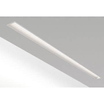 lightplane linear recessed wall washer one led down light