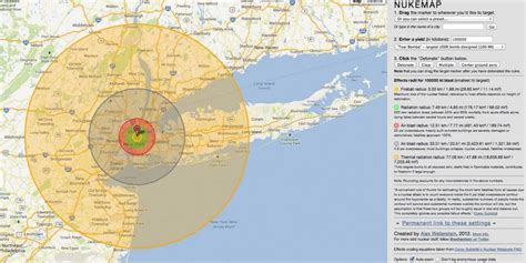 this scary interactive map shows what happens if a nuke