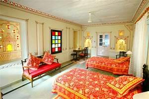 Rajasthani Style Interior Design Ideas, Palace Interiors ...
