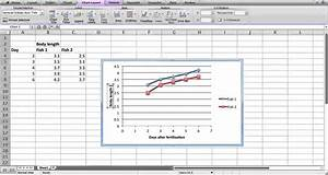 Making A Scatter Plot In Excel Mac 2011