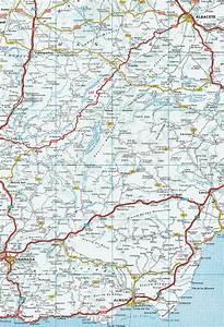 Maps of Almeria