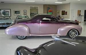 1939 Lincoln Zephyr Custom 843 Miles 4 6 450hp Manual For
