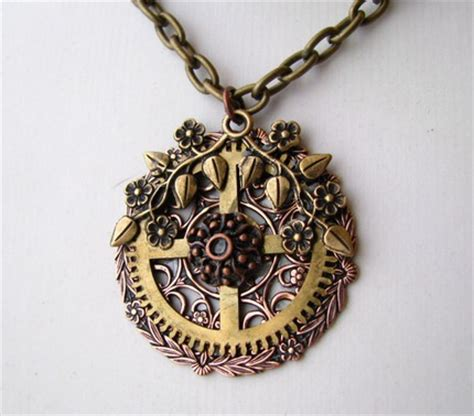 The Art Of Upcycling Steampunk Jewelry, Upcycling Ideas