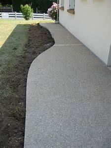 Béton Désactivé Gris : b ton d sactiv ciment gris mfm ~ Melissatoandfro.com Idées de Décoration