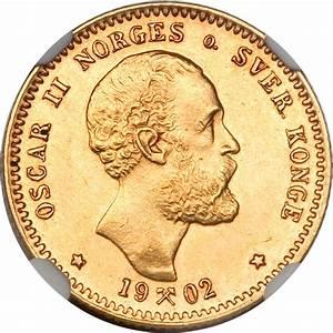 10 Kroner - Oscar II - Norway – Numista