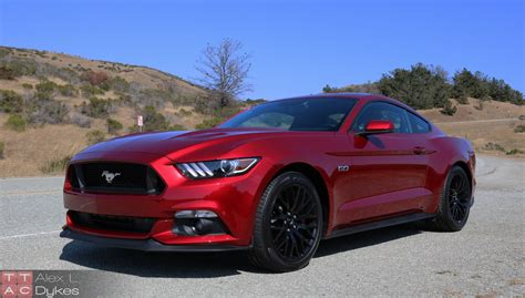 2015 Mustang Gt 0 To 60 by 2015 Ford Mustang Gt Review No Longer A One Trick Pony