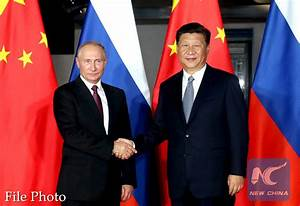 Interview: Chinese ambassador says China, Russia to ...