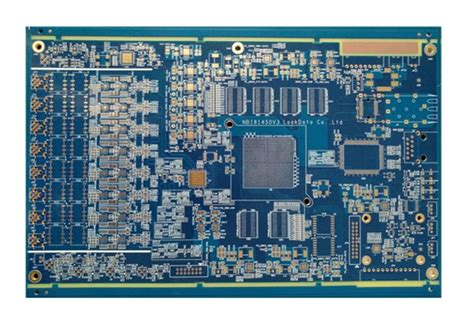 Customized Impedance Controlled Pcb Circuit Board