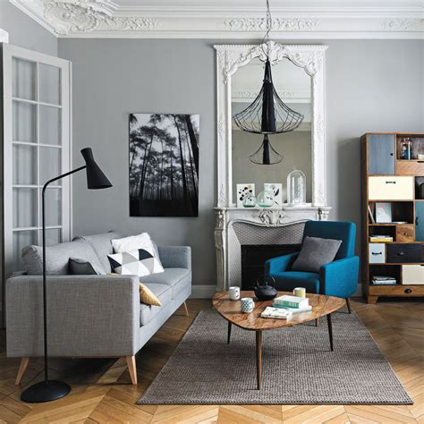 si e maison du monde foto salón en gris y blanco de elenatorrente díaz 945598
