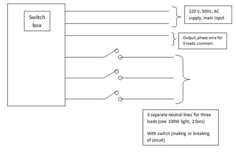 Light Switch Wiring Diagram 240 Volt  Wiring Diagram Database