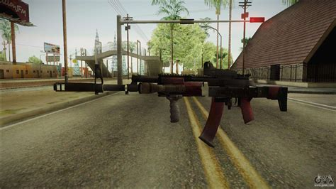 Ak-12 For Gta San Andreas