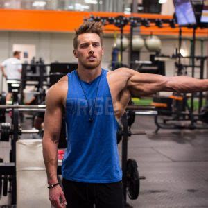 marc fit fitness model canada misterology