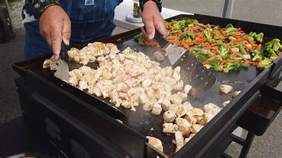 Griddle Bruce Stir Recipes Fry Meals Mitchell