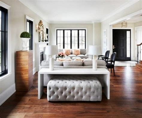 26 Interior Designs With White Console Tables