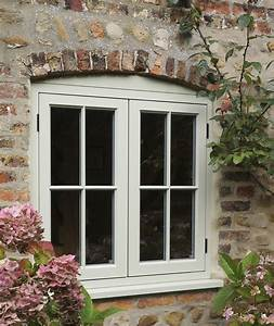 Cottage, Flush, Casement, Window