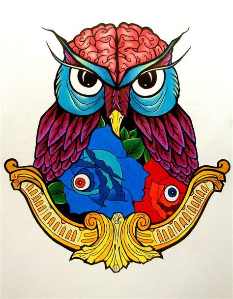 owl colors color owl by katomzzz on deviantart