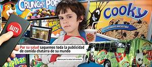 ninos con sobrepeso campaña contra la publicidad de chatarra dirigida a la