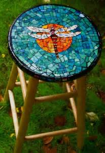magnificent diy mosaic garden decorations