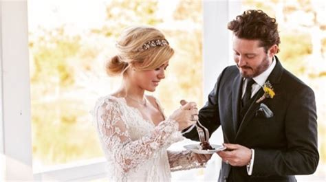 Kelly Clarkson and Brandon Blackstock Celebrated Their