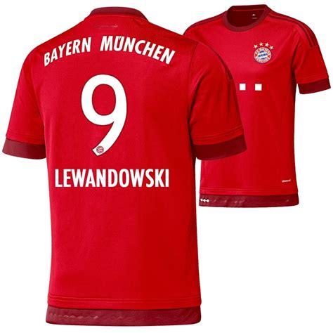 Aug 11, 2021 · alles zum fc bayern münchen: Adidas FC Bayern München Heim Trikot LEWANDOWSKI 2015/2016 ...