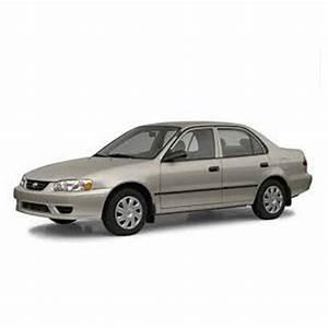 Toyota Corolla Repair Manual 2000-2007