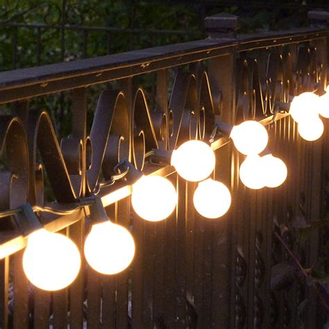 how to string lights outside vintage outdoor string lights ideas homesfeed