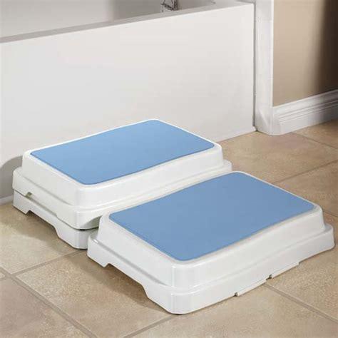 bath step bath tub steps  slip steps easy comforts