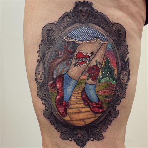 wizard  oz tattoo  tattoo ideas gallery