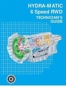 6 Speed Rwd Technician U0026 39 S Guide
