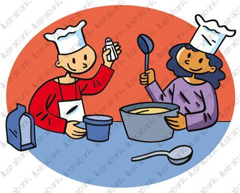 apprendre à cuisiner facilement apprendre à cuisiner illustration libre de droit sur
