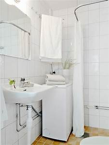 25 Scandinavian Bathroom Design Ideas - Decoration Love