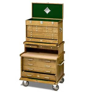 The Genuine Gerstner Oak Tool Chest.