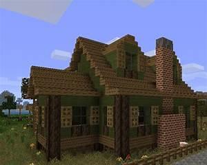 minecraft farmhouse | Minecraft Building, Craft Ideas ...