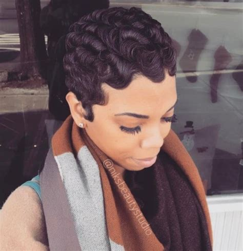 Finger Waves For Black Hairstyles by 13 Finger Wave Hairstyles You Will Want To Copy