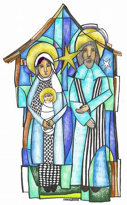 Nativity Clipart Clip Christmas Manger Christian Cliparts